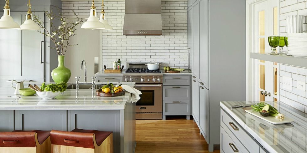 beautiful kitchen trends 2017lively gray kitchen2angie